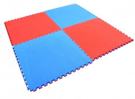 Fitness puzzel tegels