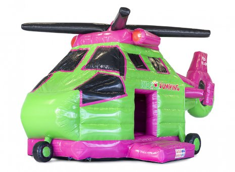 Jumping Helikopter